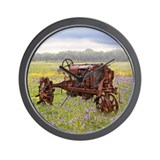 &quot;Harvest Memories&quot; - Wall Clock