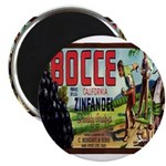 Bocce Magnet