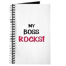 My BOSS ROCKS! Journal