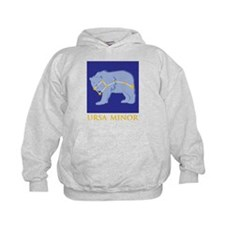 Ursa Minor Constellation Hoodie