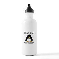 Penguin Happy Water Bottle