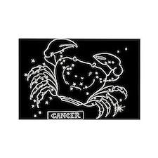 Cancer (Celestial) Zodiac Rectangle Magnet