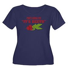 It's Beets Portlandia 911 Plus Size T-Shirt