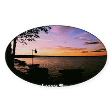Michigan Sunset Decal