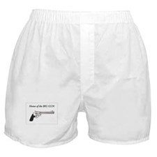 """Big Gun"" Boxer Shorts"