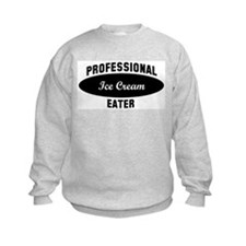 Pro Ice Cream eater Sweatshirt