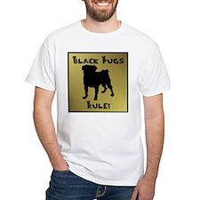 Cute Black pug Shirt