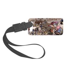 Hoarders Luggage Tag