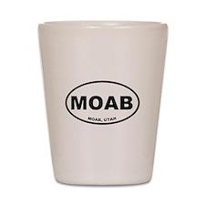 Cute Moab Shot Glass