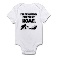 WAITING Infant Bodysuit