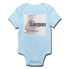 Shakespeare's Plays Body Suit