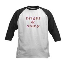 Bright & Shiny Kids Baseball Jersey
