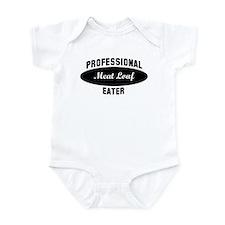 Pro Meat Loaf eater Infant Bodysuit