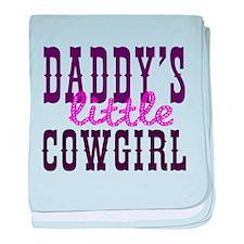 Cute Farm girls baby blanket