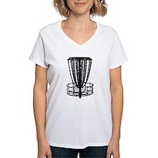 Zen Disc Golf Basket (Birds Shirt