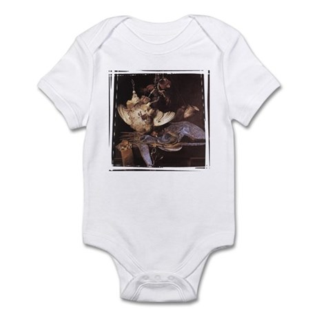 Still-Life with Hunting Equip Infant Bodysuit