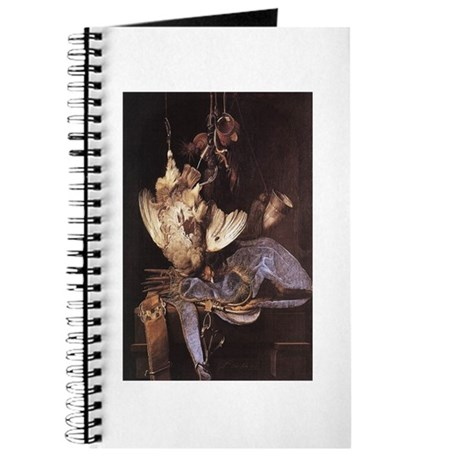Still-Life with Hunting Equip Journal