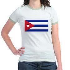 Cuban Flag T