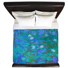 Cute Impressionism King Duvet