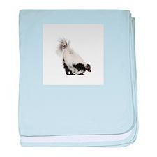 Funny Skunk baby blanket