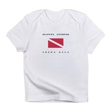Manuel Antonio Costa Rica Dive Infant T-Shirt