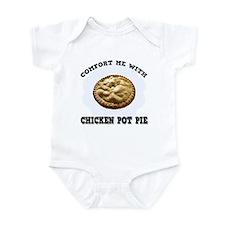 Comfort Chicken Pot Pie Infant Bodysuit
