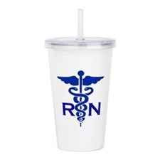 Nursing Acrylic Double-wall Tumbler