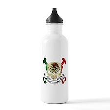 Hernandez Skull Water Bottle