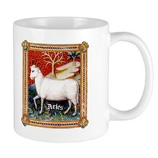 Aries (Medieval) Zodiac Coffee Mug