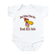 Best Critter I Ever Ate Infant Bodysuit