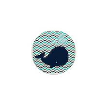 Cute Mammals Mini Button (10 pack)