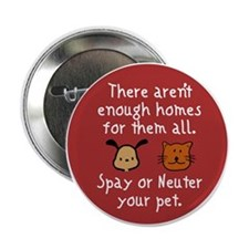 "Funny Homeless 2.25"" Button (10 pack)"