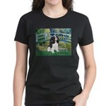 Bridge & Tri Cavalier Women's Dark T-Shirt