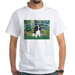 Bridge & Tri Cavalier White T-Shirt
