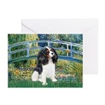 Bridge & Tri Cavalier Greeting Cards (Pk of 10)