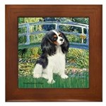 Bridge & Tri Cavalier Framed Tile