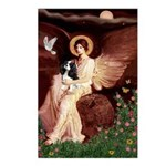 Angel (1) & Tri Cavalier Postcards (Package of 8)