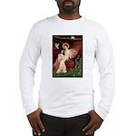 Angel (1) & Tri Cavalier Long Sleeve T-Shirt