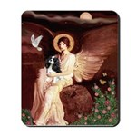 Angel (1) & Tri Cavalier Mousepad
