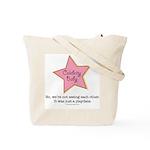 Celebrity Relationship Rumor Mill Baby Tote Bag