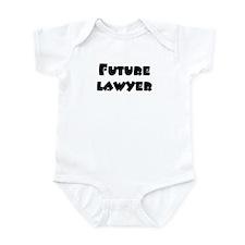 Future lawyer Onesie