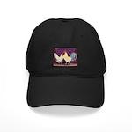 Dutch Bantam Pair2 Black Cap