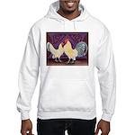 Dutch Bantam Pair2 Hooded Sweatshirt