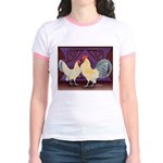 Dutch Bantam Pair2 Jr. Ringer T-Shirt