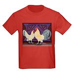 Dutch Bantam Pair2 Kids Dark T-Shirt