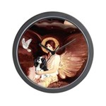 Angel (1) & Tri Cavalier Wall Clock