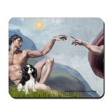 Creation and Tri Cavalier Mousepad