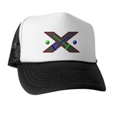 Extreme Croquet Trucker Hat
