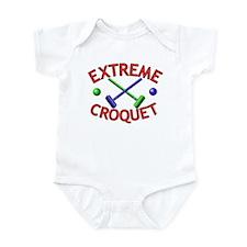 Extreme Croquet Infant Creeper