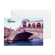 Ponte Rialto Greeting Cards
